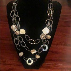 Multi-strand Necklace!
